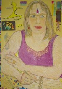 Diane Gage by Helen Redman